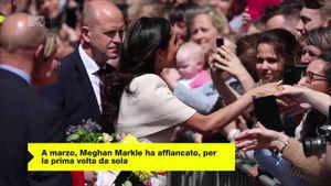 Il principe Harry e Meghan Markle sono stati i protagonisti del 2018