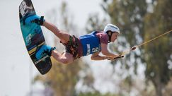 Wakeboard a Tel Aviv: le foto dal Cable Wakeboard World Council