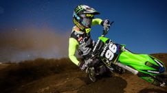Axell Hodges in uno spettacolare video di motocross