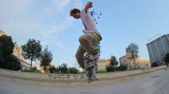 Lo skater Nicola Giordano protagonista del nuovo episodio di Three Days Five
