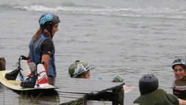 Claudia Pagnini: una wakeboarder italiana in Thailandia [Video]
