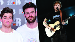 BRIT Awards 2017, da The Chainsmokers a Ed Sheeran: ecco le esibizioni e la lista dei vincitori