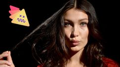 Bella Hadid e un Wardrobe Malfunction alla London Fashion Week