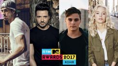 Best Artist From The World: Enrique Iglesias, Luis Fonsi, Martin Garrix o Zara Larsson?