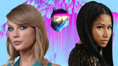 Catfight songs: da Taylor Swift a Nicki Minaj, le canzoni nate da un litigio tra star