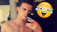 Geordie Shore: Gaz nudo in una foto LOL
