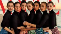 Gigi Hadid e Kendall Jenner: photoshop fail sulla cover di Vogue?