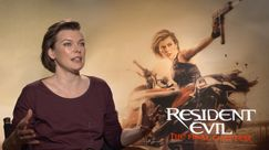 Resident Evil: The Final Chapter. Milla Jovovich racconta i retroscena del capitolo finale