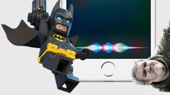 iPhone, Siri ama LEGO Batman...