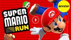 Super Mario Run (Review, iOS)