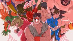 Ultra Street Fighter II per Nintendo Switch