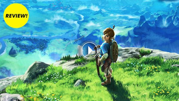 Zelda Breath Of The Wild Recensione News Mtv Italia