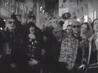 "Achille Lauro + Boss Doms feat Gemitaiz: più di 2.000 persone nel video di ""Thoiry Remix"""
