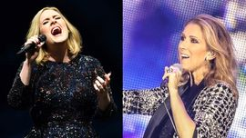 Adele ha scritto un post super AWW per Celine Dion dopo essere stata a un suo live