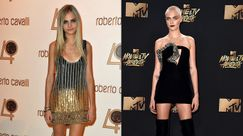 Then and Now, Cara Delevingne: com'è cambiata negli anni