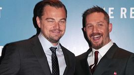 Tom Hardy ha un tatuaggio dedicato a Leonardo DiCaprio, fatto dopo aver perso una scommessa