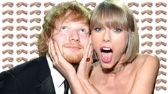 Ed Sheeran, una collaborazione con Taylor Swift?