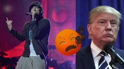 Eminem attacca Trump con un freestyle di FUOCO
