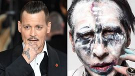 Johnny Depp potrebbe essere il nuovo chitarrista di Marilyn Manson