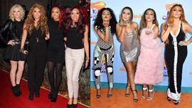 Sei anni di Little Mix: ecco come sono cambiate nel tempo Perrie, Jesy, Leigh-Anne e Jade
