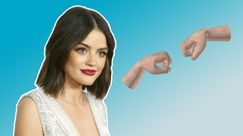 MTV Movie & TV Awards 2017, Lucy Hale felice per la nomination di Pretty Little Liars