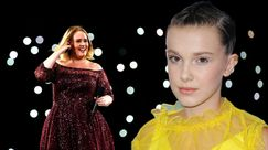 Millie Bobby Brown: Adele l'ha aiutata a interpretare una scena di Stranger Things