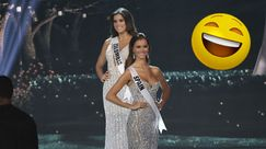 Epic Fail a Miss Universo: una concorrente sfila a bordo piscina e ci cade dentro