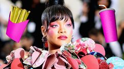 Rihanna organizza l'after party del Met Gala 2017: cambio di look e hamburger per tutti