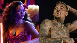 Rihanna incinta: Chris Brown