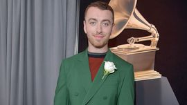 Sam Smith: Brandon Flynn è stato il suo +1 ai Grammy Awards 2018