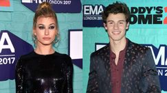 Shawn Mendes: baci roventi con Hailey Baldwin all'after party degli MTV EMA 2017