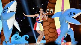 Super Bowl: Katy Perry ha ricordato la sua esibizione all'halftime show con un post dolcissimo