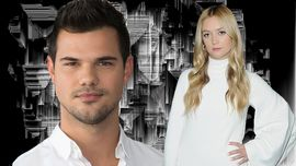 Taylor Lautner torna single: è finito l'amore con Billie Lourd
