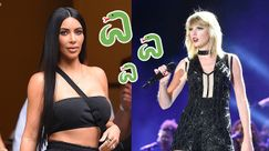 Taylor Swift: Kim Kardashian blocca l'emoji serpente su Instagram