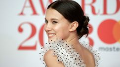 Millie Bobby Brown: sul red carpet con un abito da vera principessa