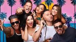 Jersey Shore Family Vacation: le foto del cast sul red carpet della reunion