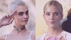 Cara Delevingne sta con Ashley Benson di