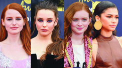 MTV Movie & TV Awards 2018: le acconciature e i beauty look più belli dal red carpet