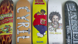 Fra arte e skateboarding con Cyril Jackson [Video]