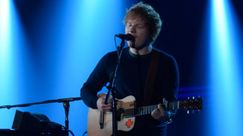 Ed Sheeran ha cantato dal vivo (in italiano)