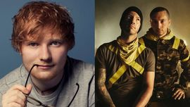 "Ed Sheeran ha detto la sua su ""Jumpsuit"" dei twenty one pilots"