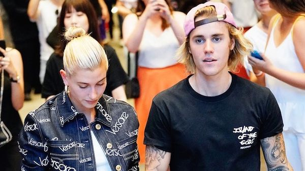 Justin Bieber e Hailey Baldwin si regalano un prezioso accessorio di coppia