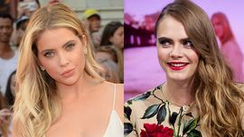 Ashley Benson fidanzata con Cara Delevingne? L'attrice di