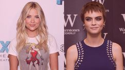 Cara Delevingne e Ashley Benson insieme alla Paris Fashion week
