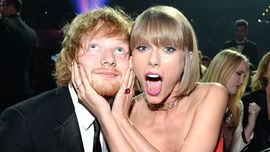 Taylor Swift prende in giro Ed Sheeran in un video e scatta il BFF Goal