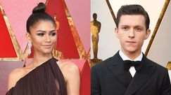 Tom Holland e Zendaya, le prime (adorabili) foto insieme sul set di Spider-Man: Far From Home