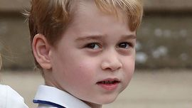 Il principe George ha giocato a tennis con lo sportivo che tutti gli amanti della racchetta vorrebbero sfidare