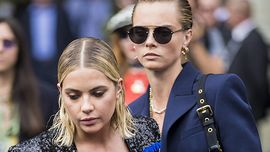 Cara Delevingne dice che Ashley Benson è