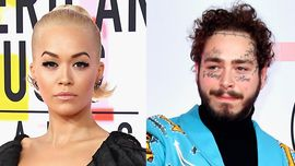 Halloween: Rita Ora si traveste da Post Malone, la somiglianza è incredibile!