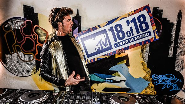 MTV 18 of 18: Andrea Damante presenta il meglio del 2018 in musica